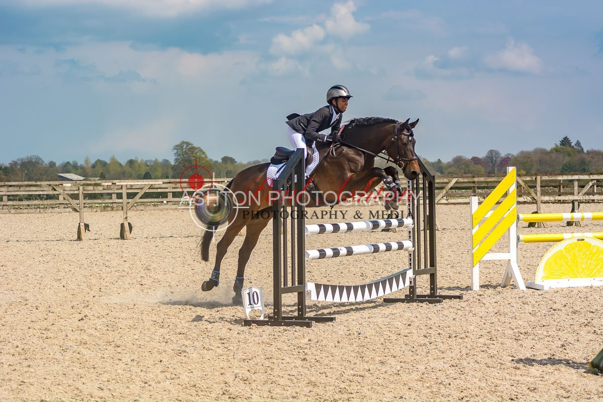 MPEC Combined Training Show Jumping 1st May 2021 – CLASS 4