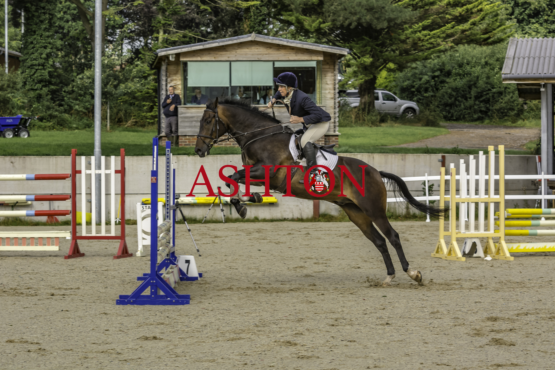 Dorset Showground Show Jumping Friday 30th July 2021 Class 1